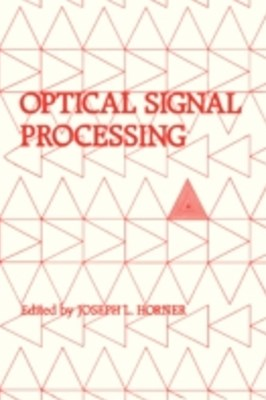 Optical Signal Processing