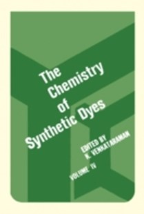 (ebook) Chemistry of Synthetic Dyes V4 - Science & Technology Engineering