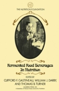 (ebook) Fermented Food Beverages in Nutrition - Health & Wellbeing Lifestyle