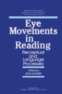 (ebook) Eye Movements in Reading