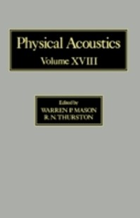 (ebook) Physical Acoustics V18 - Science & Technology Physics