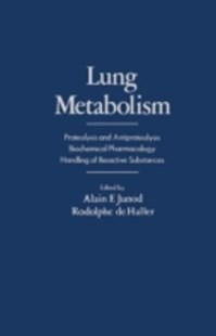 (ebook) Lung Metabolism - Reference Medicine