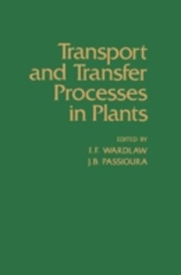 Transport and Transfer Process in Plants