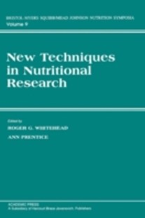 (ebook) New Techniques in Nutritional research - Reference Medicine