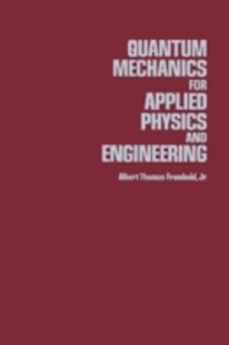 (ebook) Quantum Mechanics For Applied Physics And Engineering - Science & Technology Engineering