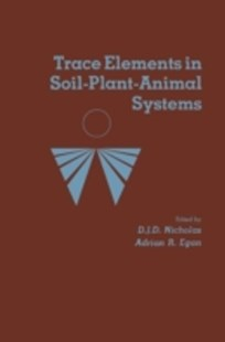(ebook) Trace Elements in Soil-Plant-Animal Systems - Science & Technology Biology