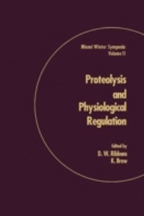 (ebook) Proteolysis and Physiological Regulation - Science & Technology Biology