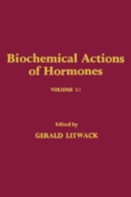 Biochemical Actions of Hormones V11