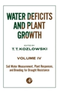 (ebook) Soil Water Measurement, Plant Responses, and Breeding for Drought Resistance - Science & Technology Biology