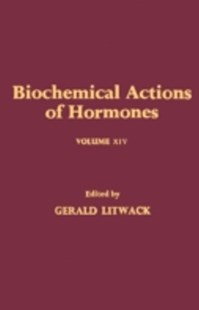 (ebook) Biochemical Actions of Hormones V14 - Science & Technology Biology
