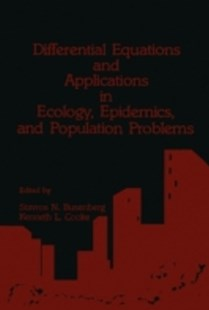 (ebook) Differential Equations and Applications in Ecology, Epidemics, and Population Problems - Science & Technology Biology