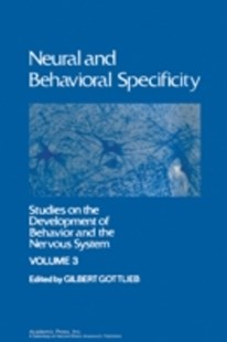 (ebook) Neural and Behavioral Specificity - Reference Medicine