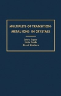 (ebook) Multiplets of Transition-Metal Ions in Crystals - Science & Technology Chemistry