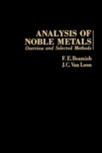 (ebook) Analysis of Noble Metals - Science & Technology Chemistry