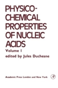 (ebook) Electrical, Optical and Magnetic Properties of Nucleic acid and Components - Science & Technology Chemistry