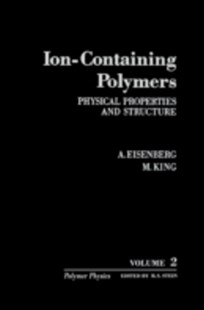 (ebook) Ion-Containing Polymers - Science & Technology Chemistry