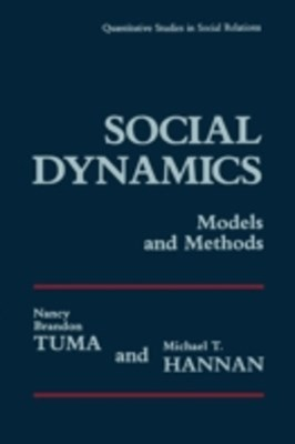 Social Dynamics Models and Methods