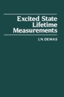 (ebook) Excited State Lifetime Measurements - Science & Technology Chemistry