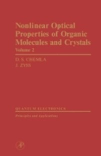 (ebook) Nonlinear Optical Properties of Organic Molecules and Crystals V2 - Science & Technology Chemistry