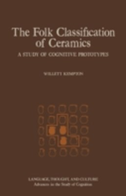 Folk Classification of Ceramics