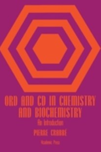 (ebook) Ord and Cd in Chemistry and Biochemistry - Science & Technology Chemistry