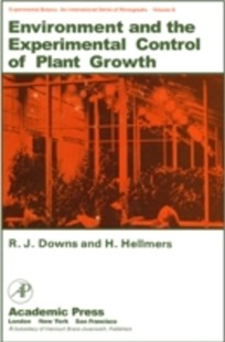 (ebook) Environment and the Experimental Control of Plant Growth - Science & Technology Biology
