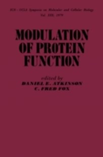 (ebook) Modulation of Protein Function - Pets & Nature Wildlife