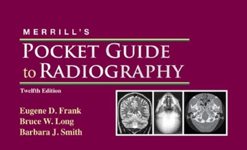 (ebook) Merrill's Pocket Guide to Radiography - E-Book - Reference Medicine
