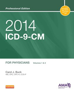 ICD-9-CM 2014 for Physicians by Carol J. Buck (9780323220873) - PaperBack - Reference Medicine