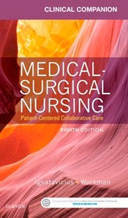 (ebook) Clinical Companion for Medical-Surgical Nursing - E-Book - Reference Medicine