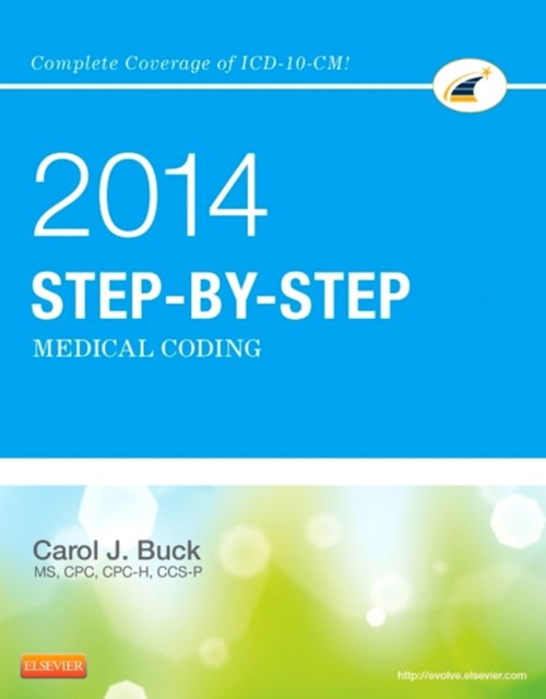 (ebook) Step-by-Step Medical Coding, 2014 Edition - E-Book