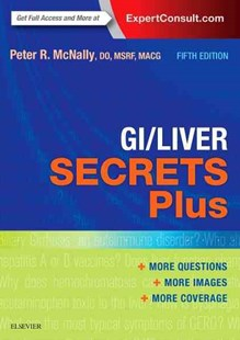 GI/liver Secrets Plus by Peter R. McNally (9780323260336) - PaperBack - Reference Medicine