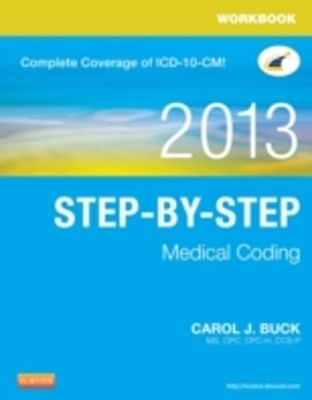 (ebook) Workbook for Step-by-Step Medical Coding, 2013 Edition - E-Book