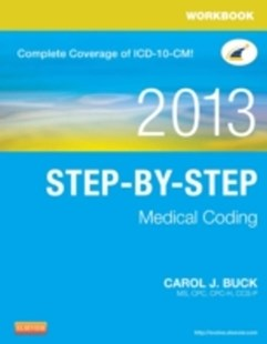 (ebook) Workbook for Step-by-Step Medical Coding, 2013 Edition - E-Book - Reference Medicine