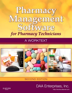 (ebook) Pharmacy Management Software for Pharmacy Technicians: A Worktext - E-Book - Reference Medicine