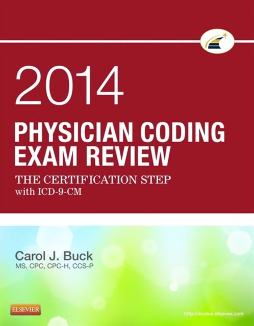 (ebook) Physician Coding Exam Review 2014