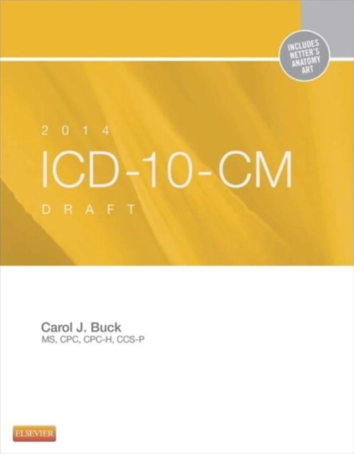 (ebook) 2014 ICD-10-CM Draft Edition