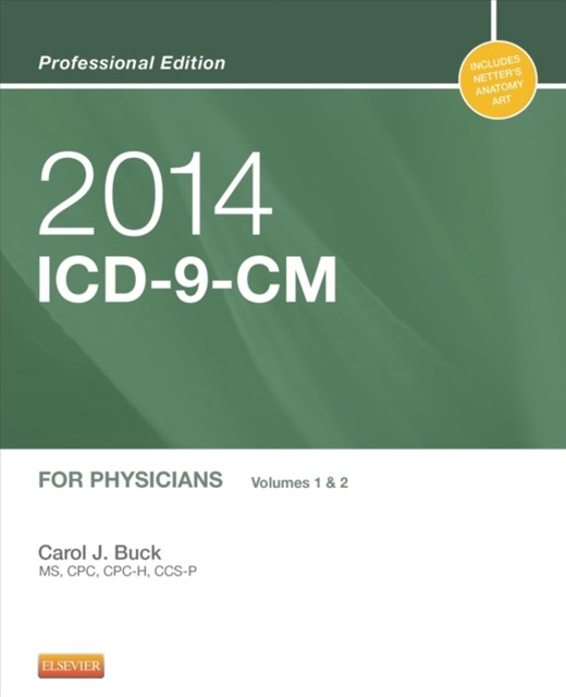 (ebook) 2014 ICD-9-CM for Physicians, Volumes 1 and 2 Professional Edition - E-Book