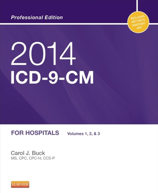 (ebook) 2014 ICD-9-CM for Hospitals, Volumes 1, 2 and 3 Professional Edition - E-Book