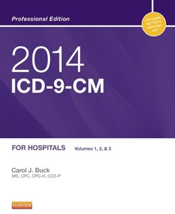 (ebook) 2014 ICD-9-CM for Hospitals, Volumes 1, 2 and 3 Professional Edition - E-Book - Reference Medicine