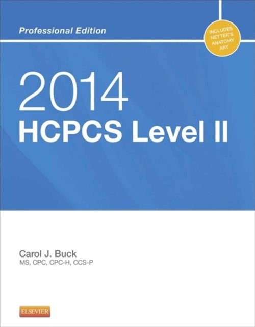 (ebook) 2014 HCPCS Level II Professional Edition - E-Book