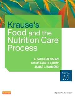 (ebook) Krause's Food & the Nutrition Care Process - E-Book - Reference Medicine