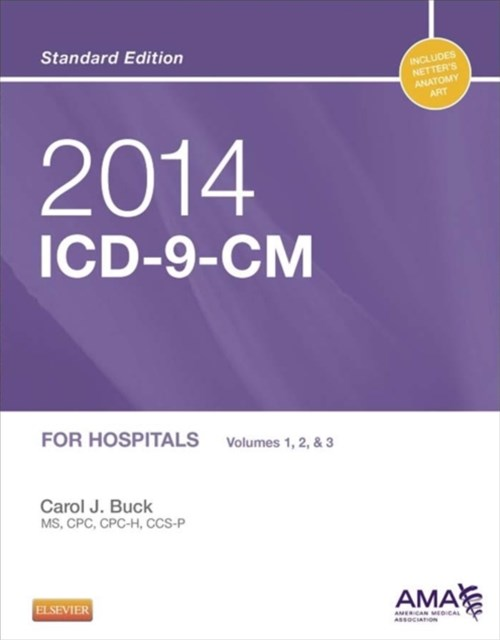 (ebook) 2014 ICD-9-CM for Hospitals, Volumes 1, 2 and 3 Standard Edition - E-Book