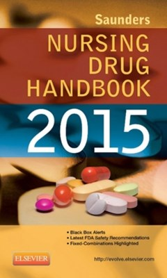 (ebook) Saunders Nursing Drug Handbook 2015 - E-Book