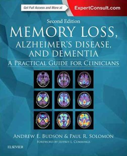 Memory Loss, Alzheimer's Disease, and Dementia by Andrew E. Budson, Paul R. Solomon (9780323286619) - PaperBack - Reference Medicine