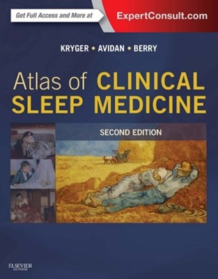(ebook) Atlas of Clinical Sleep Medicine E-Book
