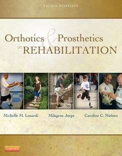 (ebook) Orthotics and Prosthetics in Rehabilitation - E-Book - Reference Medicine