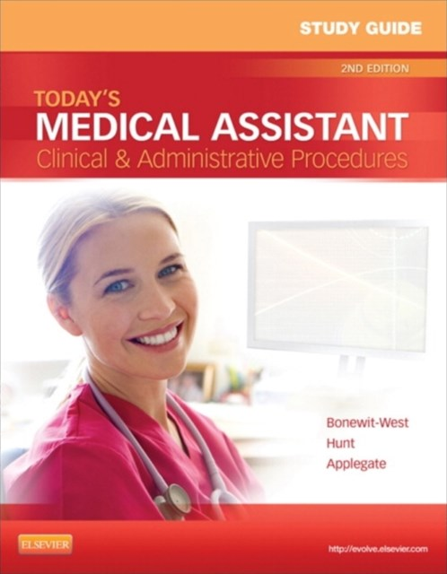 (ebook) Study Guide for Today's Medical Assistant - E-Book