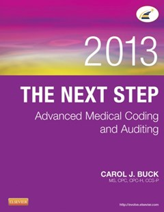 (ebook) Next Step: Advanced Medical Coding and Auditing, 2013 Edition - E-Book - Reference Medicine