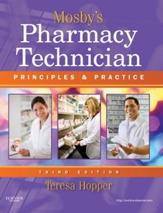 (ebook) Mosby's Pharmacy Technician - E-Book - Reference Medicine
